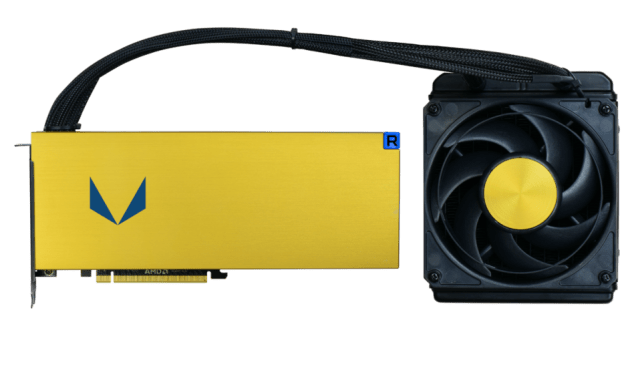 AMD Radeon Vega Frontier Edition 7 AMD Radeon Vega Frontier Liquid Edition has been tested and overclocked   The results are beyond awesome