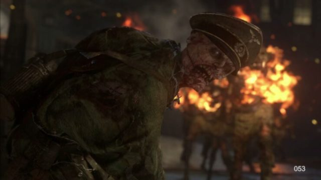 10 IEy1tTW 740x416 Call of Duty: WWII Zombies with new mode unfinished trailer is released