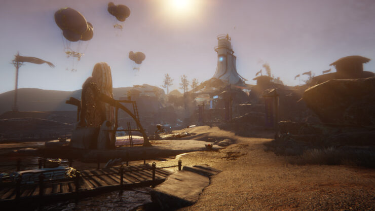 Warframes Plains Of Eidolon Expansion Is The Games First