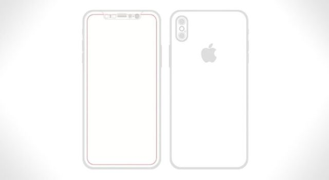 iPhone 8 schematics 2 740x405 iPhone 8 facing the problem in massive units with OLED panels, the smartphone will launch in the next year
