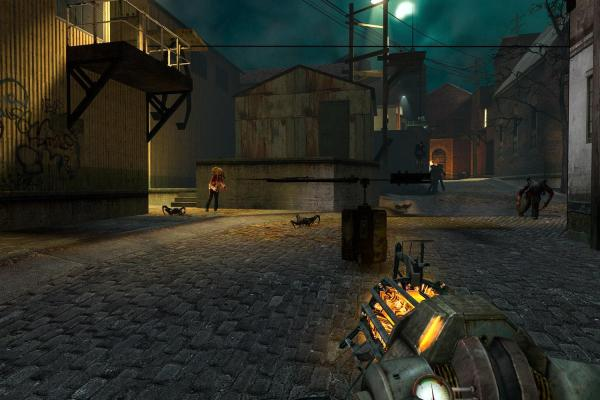 Half-Life 2: Aftermath Mod Includes Beta Content Meant For ...