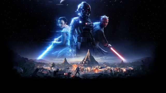 Star Wars Battlefront II combat Star Wars Battlefront 2 loot crates arent really changing The EA revising the matter isnt going to affect the in game purchase system