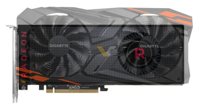 RX Vega 64 GAMING OC vs Reference More about Gigabytes Gaming OC Custom RX Vega 64 card   Gigabytes future plans also include a custom RX Vega 56