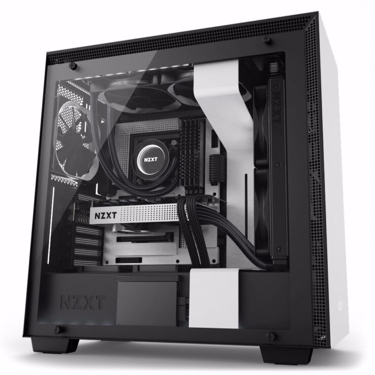 NZXT Introduces Brand New H Series Cases H700i H400i And