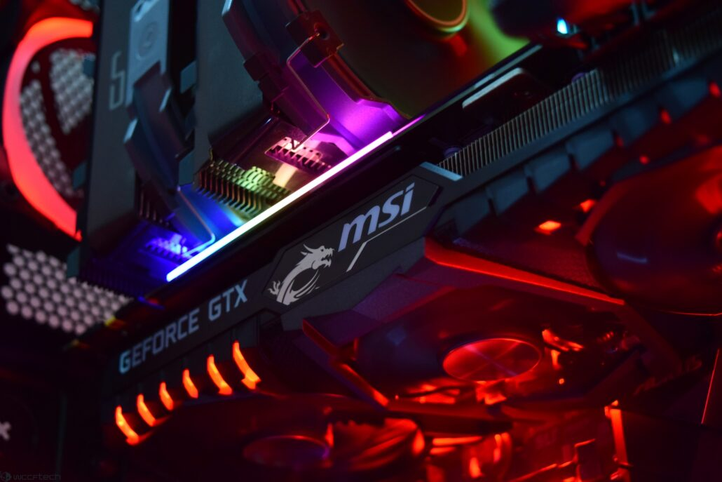 Msi Geforce Gtx 1080 Ti Gaming X Trio Review The Most
