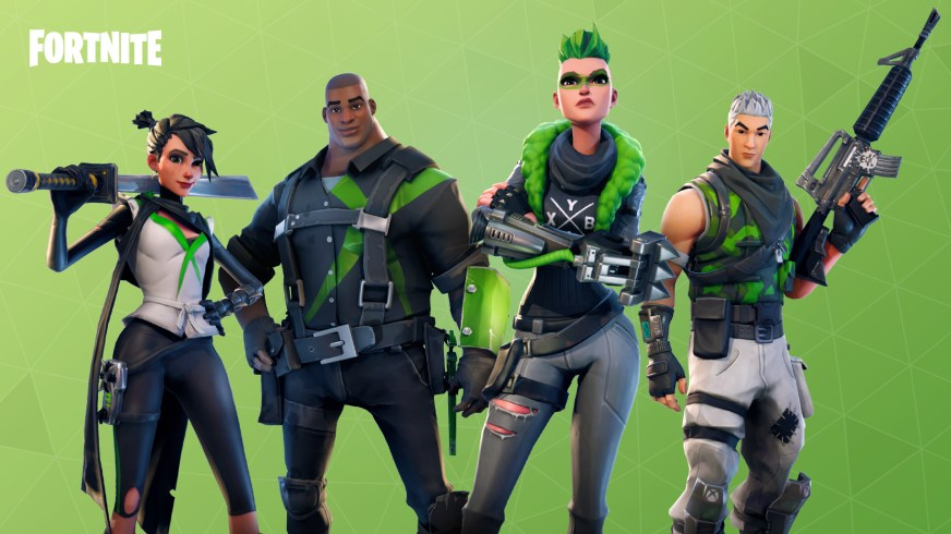 New 1.10 Fortnite Update Improves Xbox One Rendering and ...
