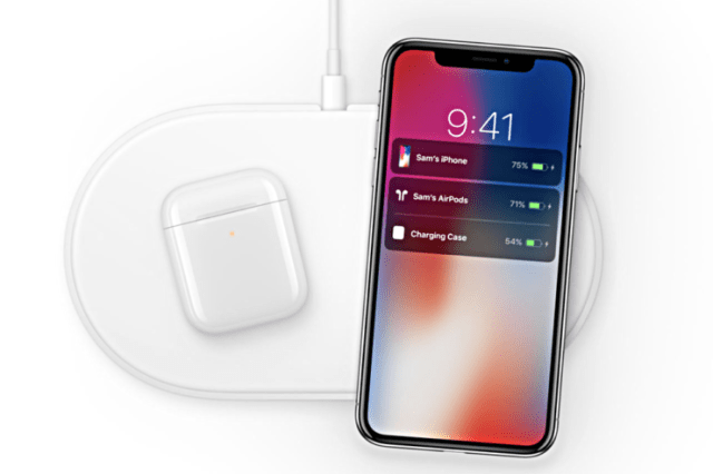 AirPods and AirPower 740x493 Apple plans to release its wireless charging device in this March, the device will available for $199