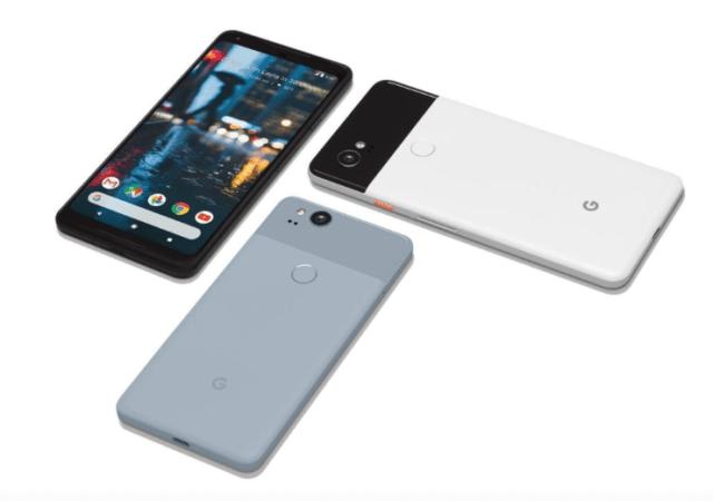 Google Pixel 2 and Pixel 2 XL 740x520 Google wit... <a target=