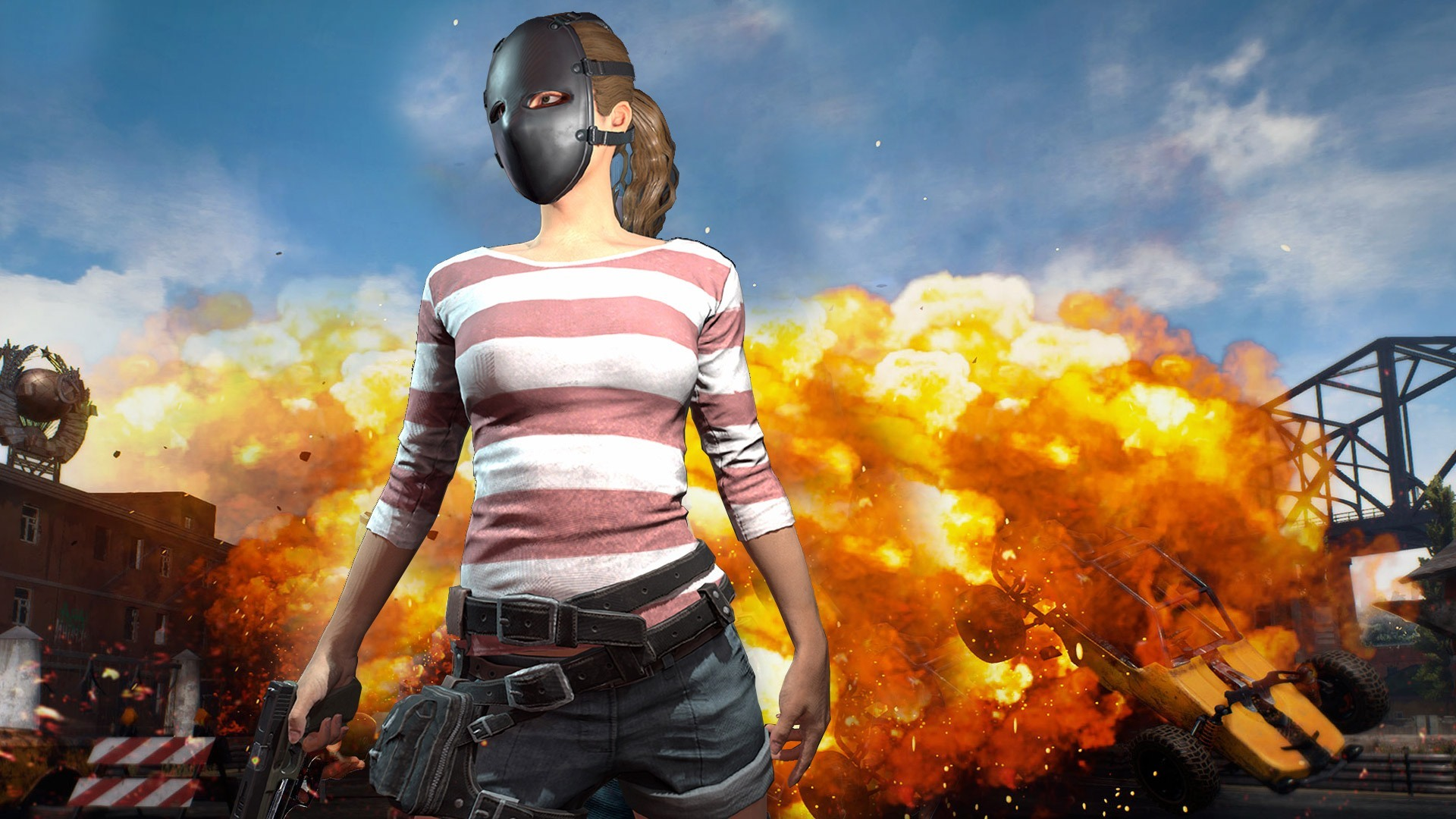 PUBG Xbox One Patch 9 Prioritizes On Optimization