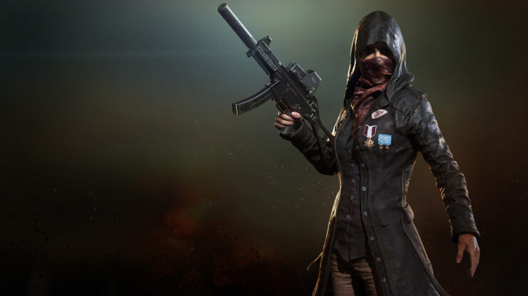 PUBG PC Update 8 To Introduce Weapon Skin System New