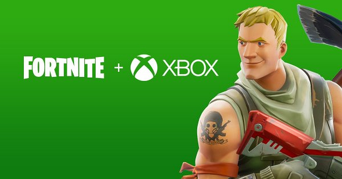 Fortnite Will Have Crossplay On Xbox One After All But Only With PC Amp Mobile