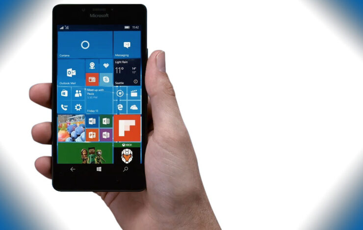 Old Windows Phone Devices Might Soon Be Able to Run Windows 10 ARM