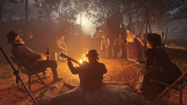 RDR2 Pre-Order Available Now on Xbox & PlayStation Store ...