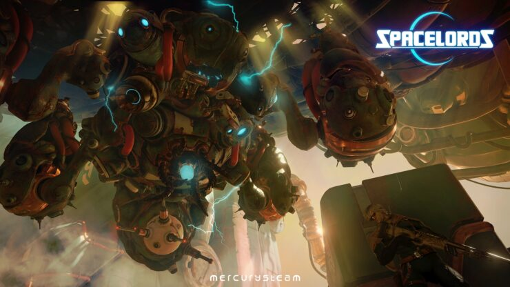 Introducing Spacelords The Reborn Raiders Of The Broken Planet