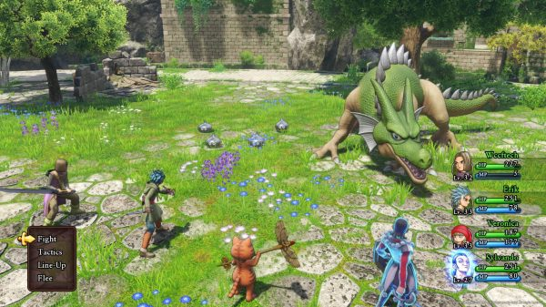 Dragon Quest XI New Mod Replaces Music With Orchestral Tracks