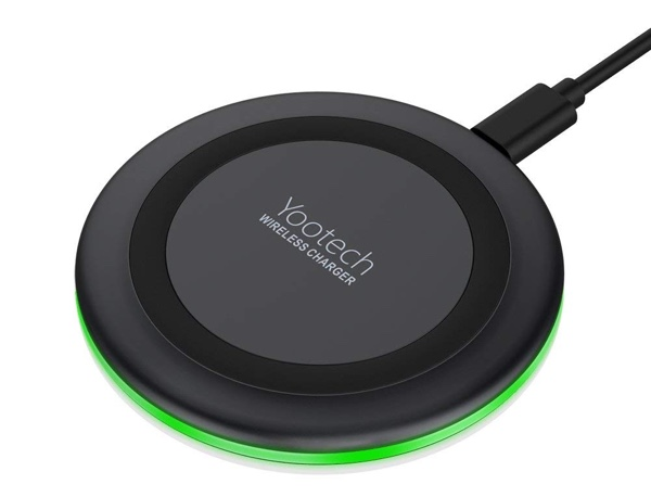 Yootech wireless charger Bought an iPhone Xs and iPhone Xs Max? Here are the top 10 fast wireless chargers for you!