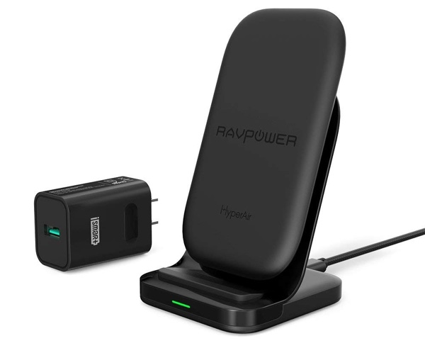 ravpower wireless charging stand Bought an iPhone Xs and iPhone Xs Max? Here are the top 10 fast wireless chargers for you!