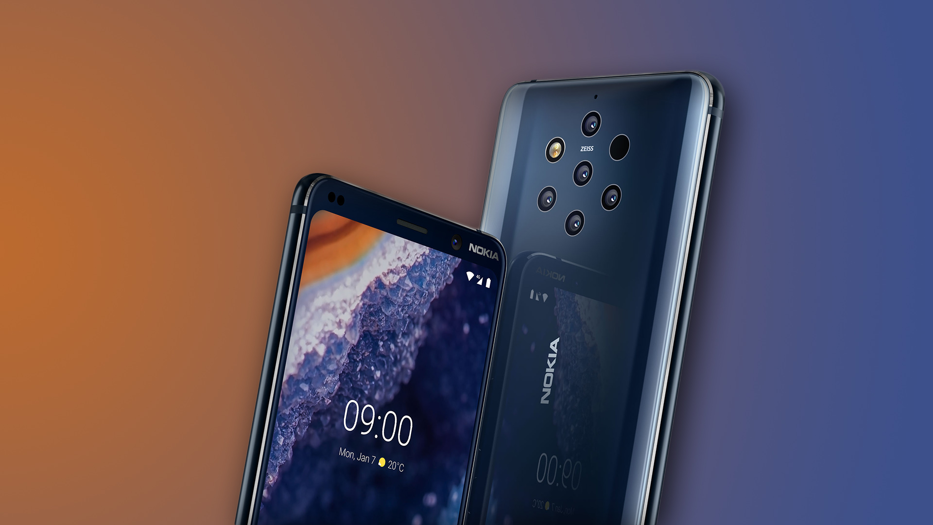 Nokia 9 PureView - a Closer Look at the Flagship's Quintuple Camera Setup and How It Could Raise the Bar for Smartphones - TT Technology