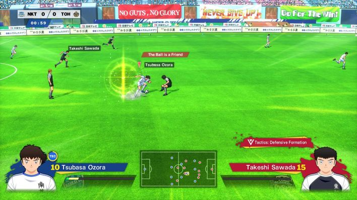 Captain Tsubasa: Rise of New Champions Gets 8-Minute Long Gameplay Trailer
