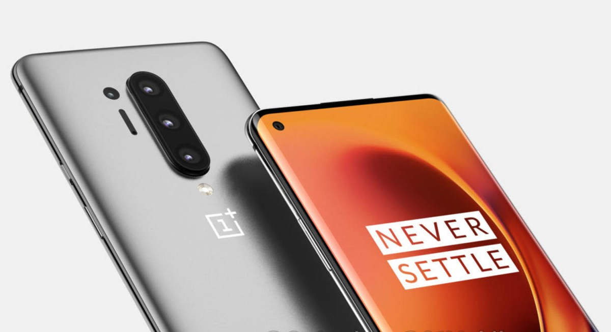 Real-Life OnePlus 8 Pro Images Allegedly Show Same Design and Rear design