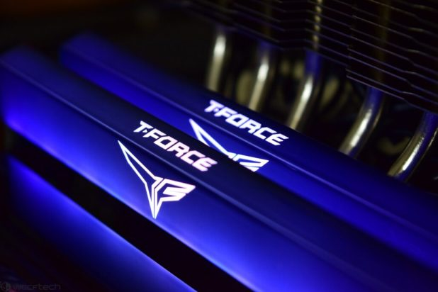 T-Force Gaming develops DDR5 memory modules with overclocking support, voltages can exceed 2.6V