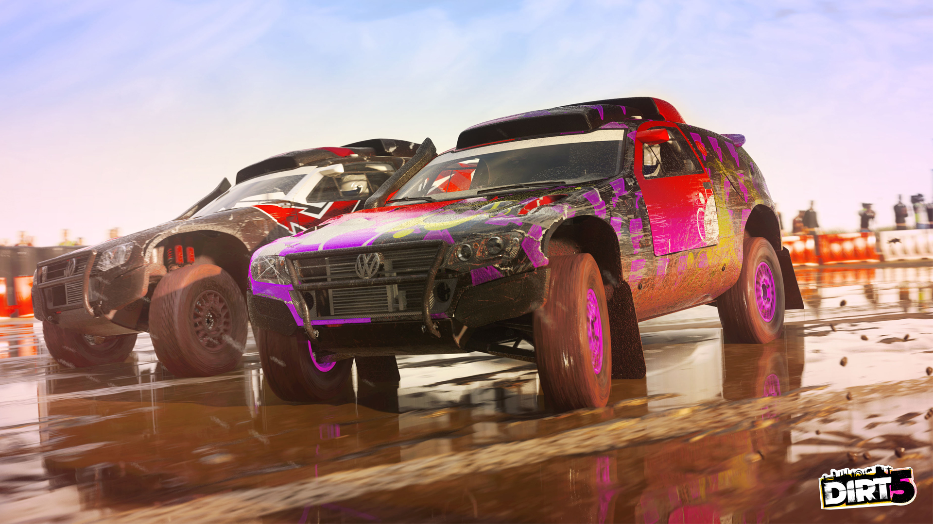 DiRT 5 launch DELAYED to November