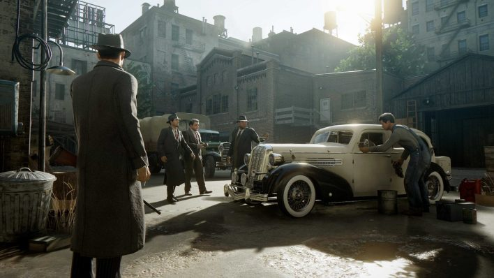 Mafia: Definitive Edition Features Better Lighting Than Mafia 3; Tech Will Be Reused in Other Hangar 13 Games