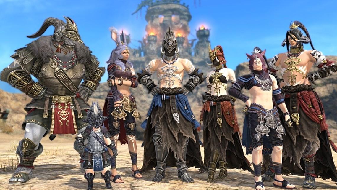 Final Fantasy XIV PS5 Beta is 60fps at 1080p/1440p, 40fps at 4K, Texture  Upgrades Coming