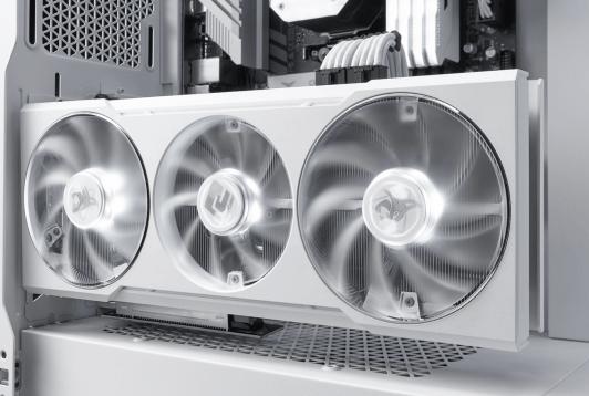 PowerColor Memperkenalkan Radeon RX 6700 XT Hellbound Spectral White Custom Graphics Card