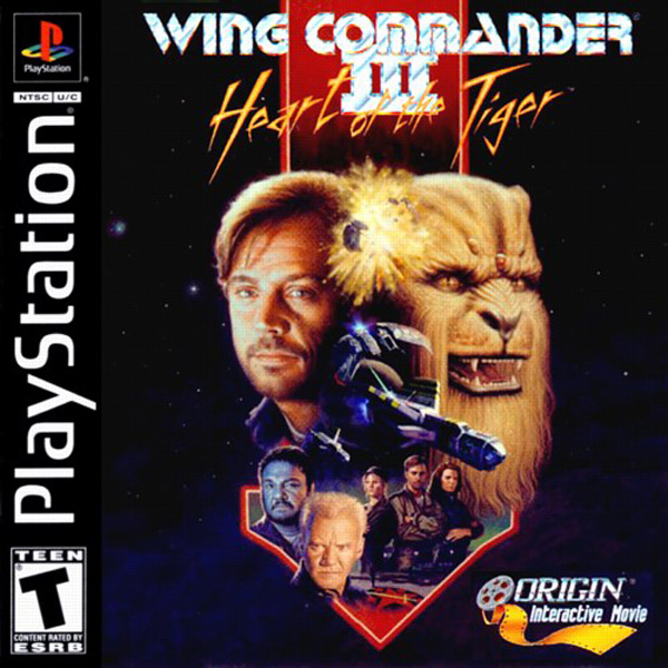 Image result for wing commander playstation
