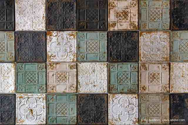 How to remove rust from tiles - WD-24 Gulf blog post