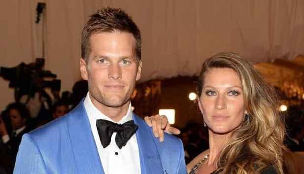 Gisele Bunchen & Tom Brady Networth - Richest Celebrity Couples