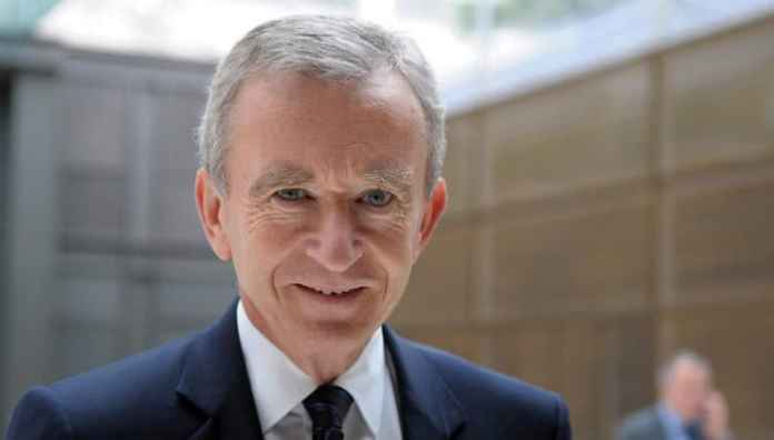 Richest People - Bernard Arnault