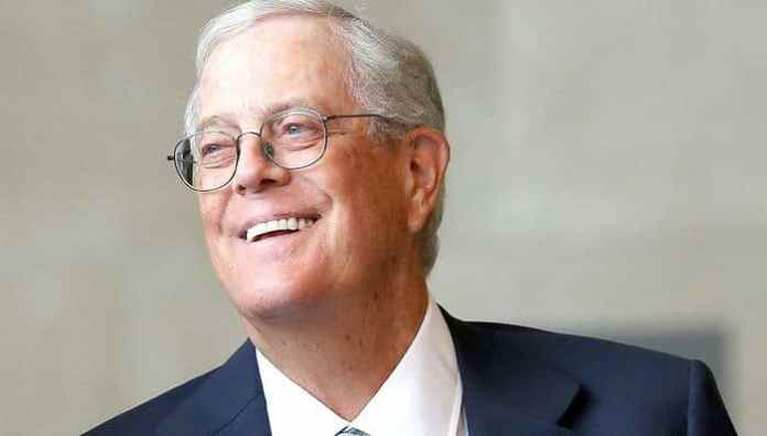 Richest People - David Koch