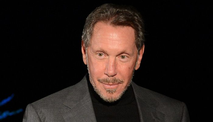 Richest People - Larry Ellison