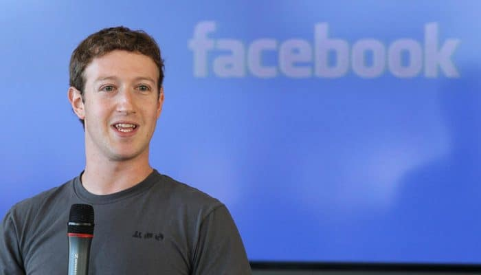 - Mark Zuckerberg