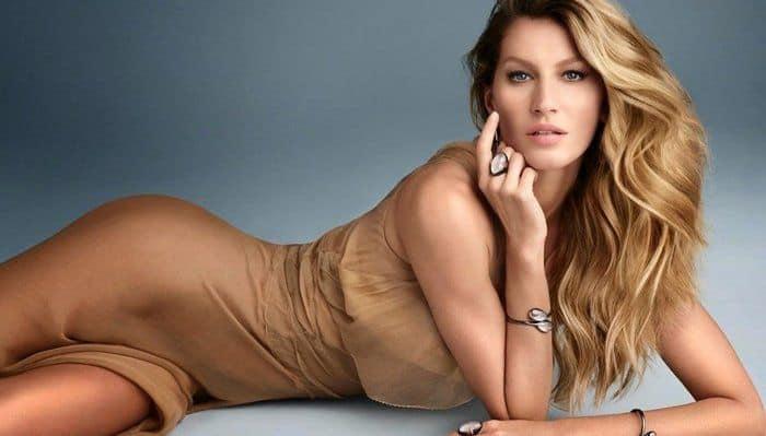 Modelos mais ricos - Gisele Bundchen