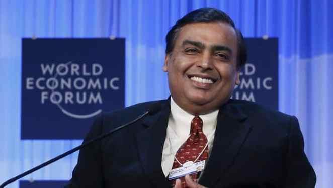 Richest People in the World - Mukesh Ambani