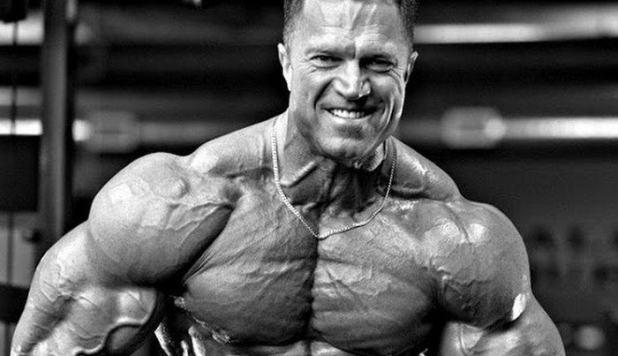 Richest Bodybuilders - Gary Strydom