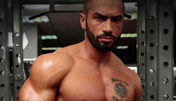 Richest Bodybuilders - Lazar Angelov