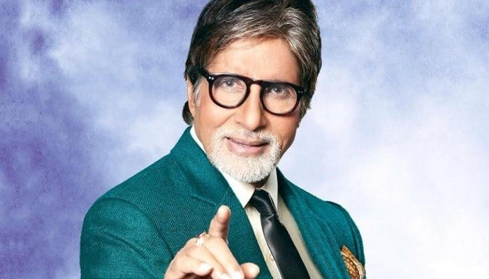 Richest Actors - Amitabh Bachchan