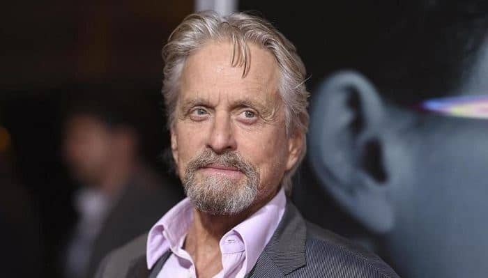 Richest Actors - Michael Douglas