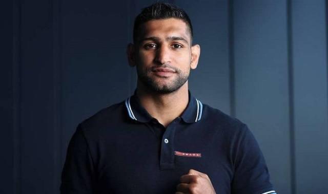 Richest Boxers - Amir Khan