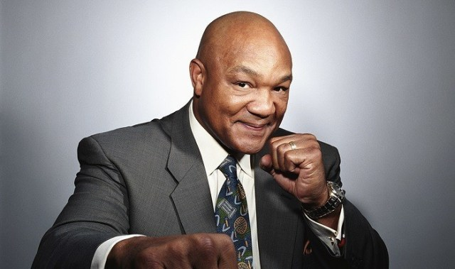 Richest Boxers - George Foreman