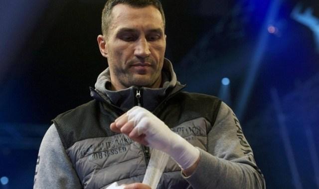Richest Boxers - Wladimir Klitschko