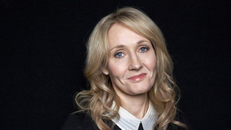 Richest Authors - J.K Rowling
