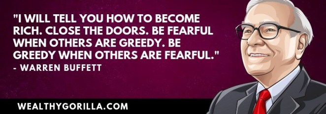 Richest People Quotes - Warren Buffett