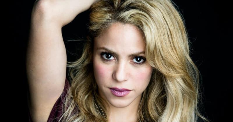 Hottest Women - Shakira