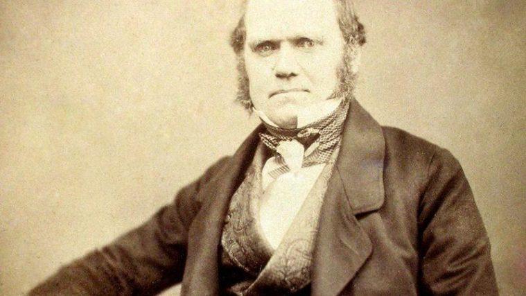 האנשים המשפיעים ביותר - צ'ארלס דארווין