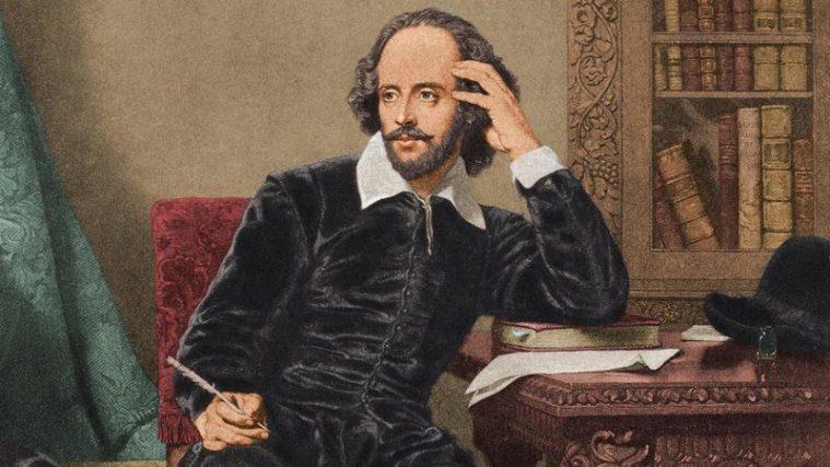 האנשים המשפיעים ביותר - ויליאם שייקספיר